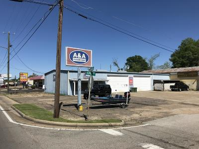 Hattiesburg Commercial For Sale: 614 Broadway Dr.