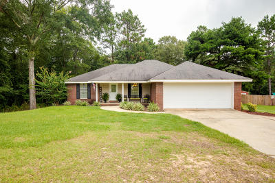 Petal Single Family Home For Sale: 228 Eastabuchie Rd.