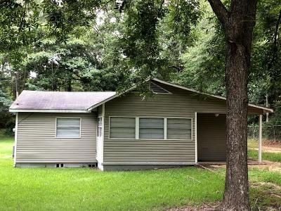 Purvis Single Family Home For Sale: 417 Old Richburg