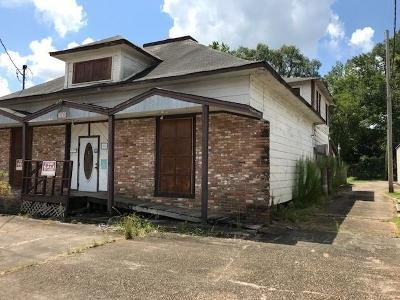 Hattiesburg Commercial For Sale: 908 Hardy St.