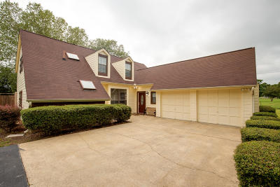 Covington County Single Family Home For Sale: 125 Union Church Rd.
