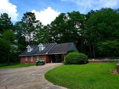 Covington County Single Family Home For Sale: 10 Willow Grove Church Rd.