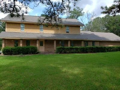 Covington County Single Family Home For Sale: 8 Willow Grove Church Rd.