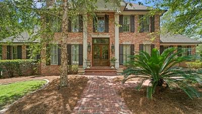Hattiesburg Single Family Home For Sale: 156 Waterford Pl