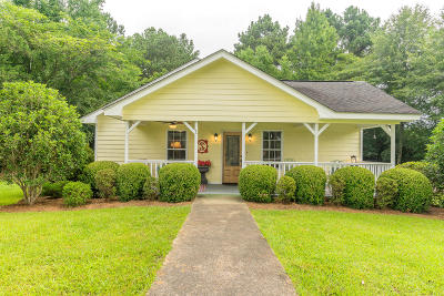 Sumrall Single Family Home For Sale: 4219 Rocky Branch Rd.