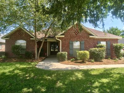 Petal Single Family Home For Sale: 13 Lakeland Cir.