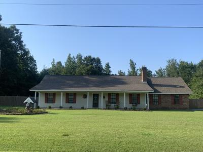 Petal Single Family Home For Sale: 198 Lakeview Dr.