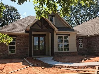 Sumrall Single Family Home For Sale: 143 Military Road