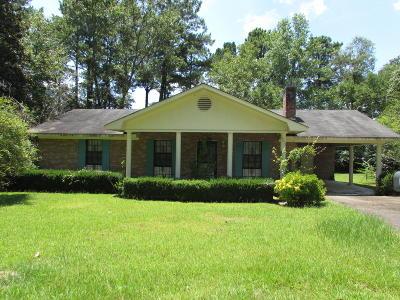 Jefferson Davis County Single Family Home For Sale: 740 Greens Creek Rd.