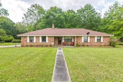 Columbia Single Family Home For Sale: 2386 E Hwy 98