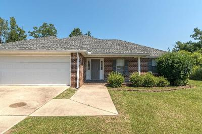 Petal Single Family Home For Sale: 44 Clinton Dr.