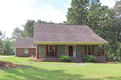 Hattiesburg Single Family Home For Sale: 53 Clipper Dr.