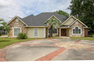 Petal Single Family Home For Sale: 16 Palm Tree Loop