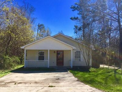 Hattiesburg Multi Family Home For Sale: 2008 Mamie St.