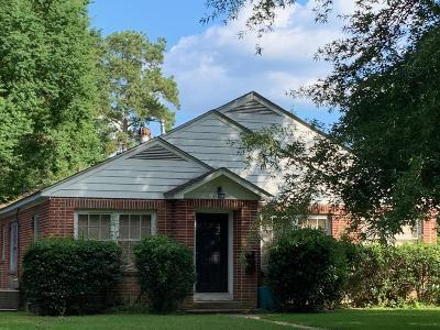 Hattiesburg Single Family Home For Sale: 1118 Adeline St.