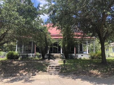 Hattiesburg Single Family Home For Sale: 205 Mable St.