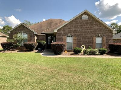Petal MS Single Family Home For Sale: $189,000