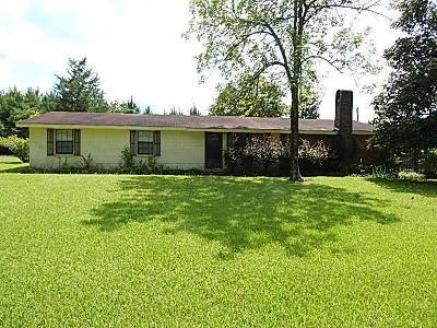 Jefferson Davis County Single Family Home For Sale: 248 Grange Rd.