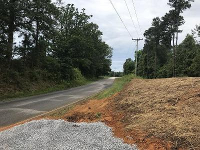 Sumrall Residential Lots & Land For Sale: Parcel 1 - Scruggs Rd.