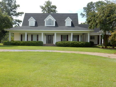 Seminary, Sumrall Single Family Home For Sale: 136 J Shows Dr.
