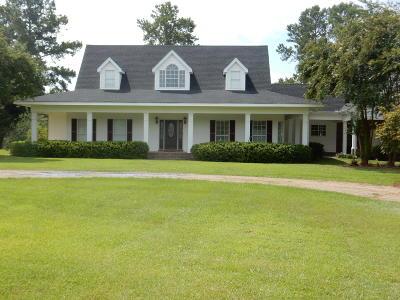 Covington County Single Family Home For Sale: 136 J Shows Dr.