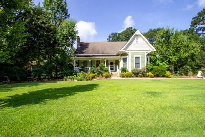 Hattiesburg Single Family Home For Sale: 73 Jervis Mims Rd.