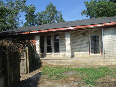 Hattiesburg Single Family Home For Sale: 657 Weathersby Rd.