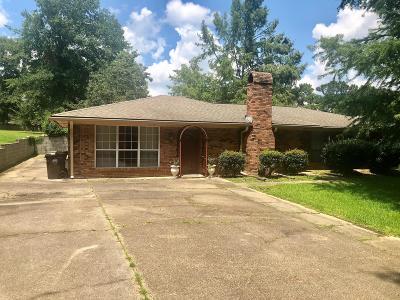 Hattiesburg Single Family Home For Sale: 3203 Hillside Dr.