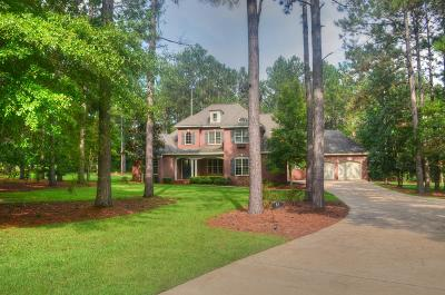 Hattiesburg Single Family Home For Sale: 83 Woodlands