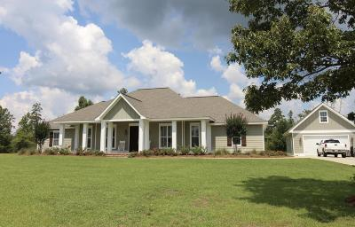 Sumrall Single Family Home For Sale: 61 Parish Rd.