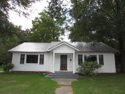 Columbia Single Family Home For Sale: 313 Hawkins Ave.
