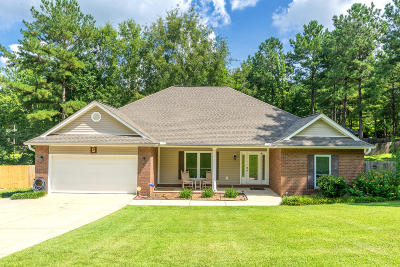 Purvis Single Family Home For Sale: 5 Charlie Dr.