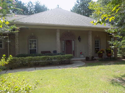 Purvis Single Family Home For Sale: 16 Windy Hill Dr.