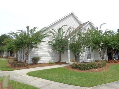 Hattiesburg Condo/Townhouse For Sale: 10 Silverleaf Ln.