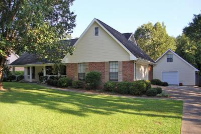 Hattiesburg Single Family Home For Sale: 5 Sandy Ln.