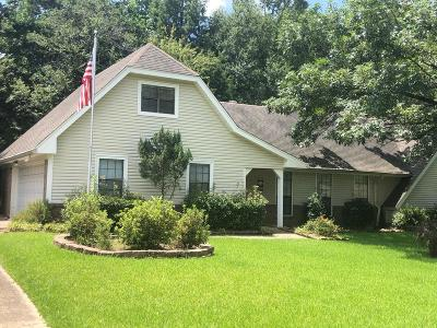 Hattiesburg Single Family Home For Sale: 711 Berkshire Dr.