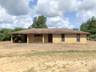 Sumrall Single Family Home For Sale: 83 N Jackson