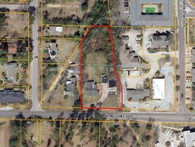 Hattiesburg Commercial For Sale: 211 Arlington Loop