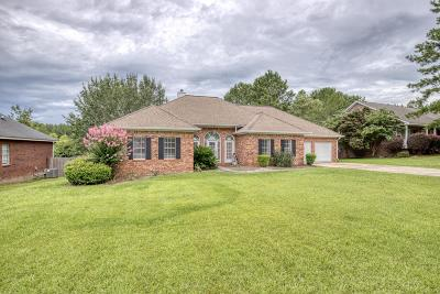 Purvis Single Family Home For Sale: 76 Windridge Ln.