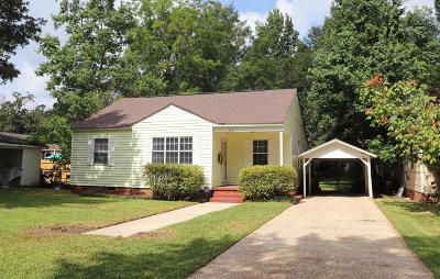 Hattiesburg Single Family Home For Sale: 215 S 13th Ave.