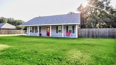 Hattiesburg Single Family Home For Sale: 81 Griffith Rd.