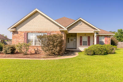 Petal MS Single Family Home For Sale: $155,000