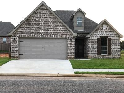 Hattiesburg MS Single Family Home For Sale: $223,900