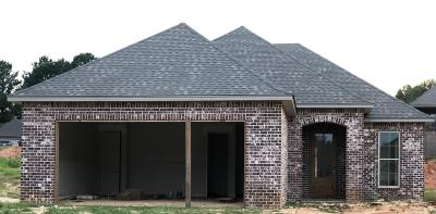 Hattiesburg MS Single Family Home For Sale: $209,400