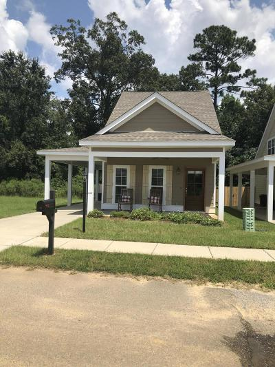 Hattiesburg Single Family Home For Sale: 229 Mount Pleasant