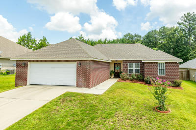Hattiesburg Single Family Home For Sale: 39 Charleston Way