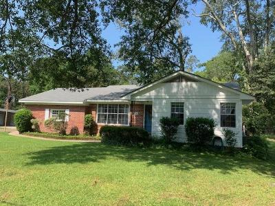 Hattiesburg Single Family Home For Sale: 303 S 17th
