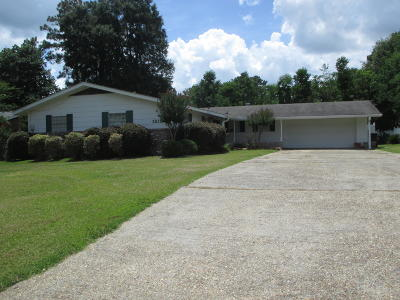 Hattiesburg Single Family Home For Sale: 1215 Windsor Dr.