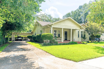 Hattiesburg MS Single Family Home For Sale: $164,900