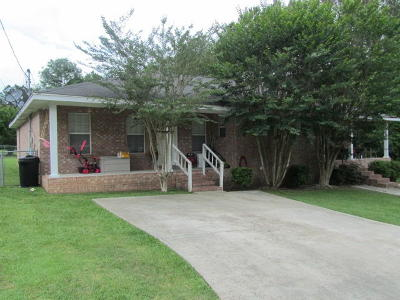 Hattiesburg Multi Family Home For Sale: 1104 Howell Rd.